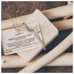 Mydło naturalne MYDLNICA LEKARSKA – Bydgoska Wytwórnia Mydła – 85 g