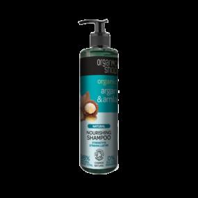 Szampon dowłosów odżywczy – Organic Shop – 280 ml