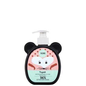 Mydło wpłynie dla dzieci NAGIETEK – Yope –  400 ml