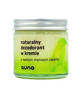 Naturalny dezodorant wkremie – Auna – 60 ml