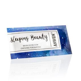Maska nocna dowłosów owysokiej porowatości – SLEEPING BEAUTY – Anwen – 10 ml