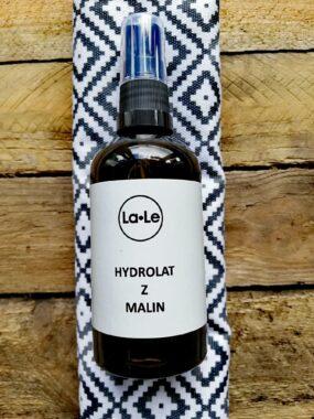 Hydrolat MALINOWY – La-Le – 100 ml