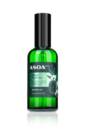 Hydrolat zKWIATU MANUKA – Asoa – 100 ml
