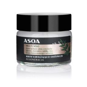 Krem nawilżająco-odżywczy MULTI MSO mini – Asoa – 15 ml