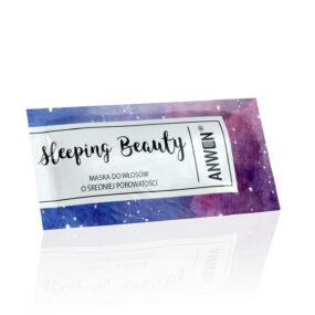 Maska nocna dowłosów ośredniej porowatości – SLEEPING BEAUTY – Anwen – 10 ml