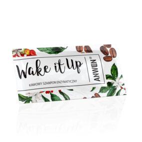 Szampon enzymatyczny kawowy – Wake It Up  – Anwen – 10 ml