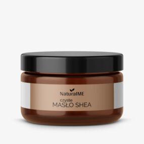 Masło shea nierafinowane – NaturalMe – 100 ml