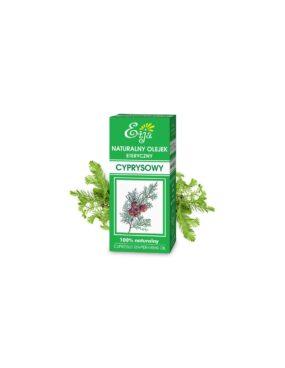Olejek eteryczny CYPRYSOWY – Etja – 10 ml