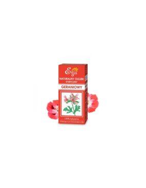 Olejek eteryczny GERANIOWY – Etja – 10 ml