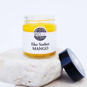 Eko Sorbet MANGO – odżywczy krem olejowy – Bioup – 60 ml