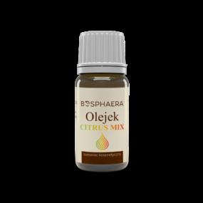 Naturalny olejek eteryczny CITRUS MIX – Bosphaera – 10 ml