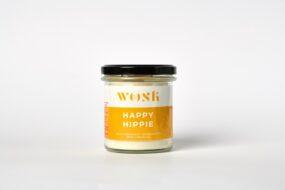 Świeca sojowa Happy Hippie – Dobry Wosk – 350 ml