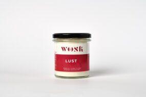 Świeca sojowa Lust – Dobry Wosk – 350 ml