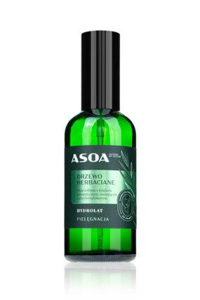 Hydrolat ZDRZEWA HERBACIANEGO – Asoa – 100 ml