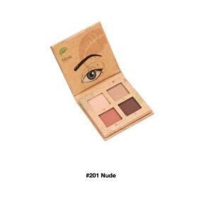 Paleta Naturalnych Cieni doPowiek #201 NUDE – Felicea – 3,2 g