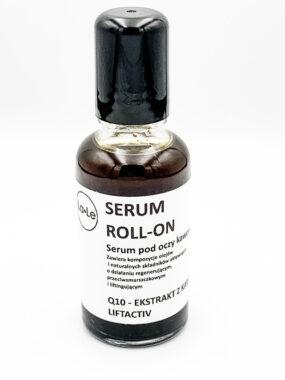 Serum ROLL-ON podoczy – KAWOWE – La-Le – 30 ml