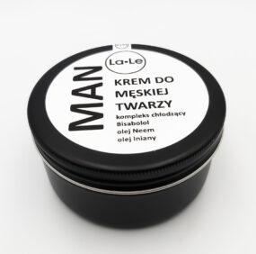 Krem MAN dla mężczyzn – La-Le – 100 ml