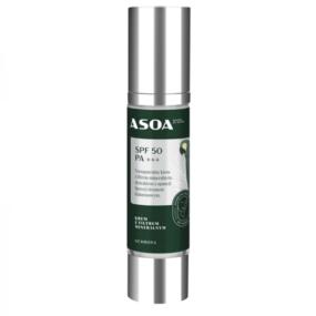 Krem SPF 50 PA+++ – Asoa – 50 ml