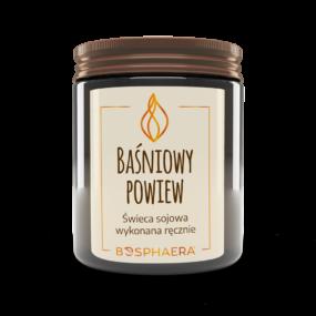 Świeca sojowa BAŚNIOWY POWIEW – Bosphaera – 190 g