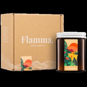 Świeca zwosku rzepakowego PROSECCA – Flamma – 170 ml