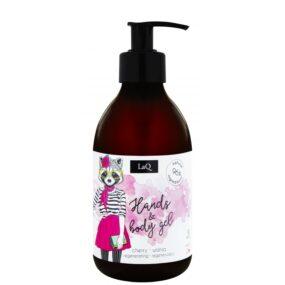 Mydło wpłynie WIŚNIA – LaQ – 300 ml