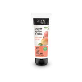 Peeling dotwarzy delikatny Brzoskwinia iMango – Organic Shop – 75 ml