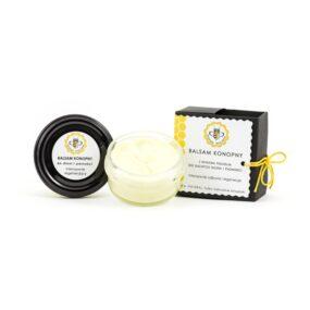 Balsam dodłoni ipaznokci KONOPNY – Miodowa Mydlarnia – 65 ml