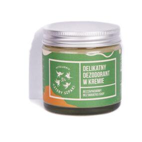 Delikatny dezodorant wkremie BEZZAPACHOWY – 4 Szpaki – 60 ml