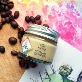 Krem podoczy PORANNA KAWA, WIECZORNE WINO – Nowa Kosmetyka – 15 ml