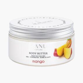 Masło dociała MANGO – Kanu Nature – 190 g