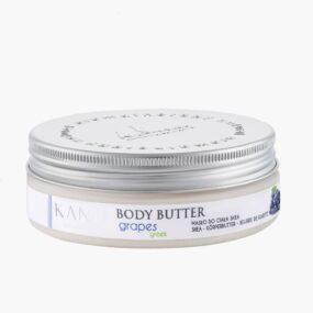 Masło dociała WINOGRONO GRECKIE – Kanu Nature – 50 g