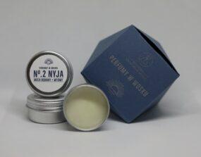 Perfumy nr2. NYJA. Mech Dębowy – Wydmy – Bydgoska Wytwórnia Mydła – 12 g