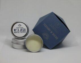 Perfumy nr3. JESA. Morskie Fale – Stare Drewno – Bydgoska Wytwórnia Mydła – 12 g