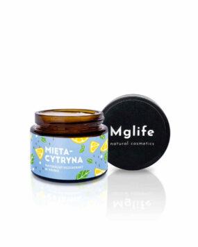 Dezodorant naturalny MIĘTA-CYTRYNA – Mglife – 50 ml