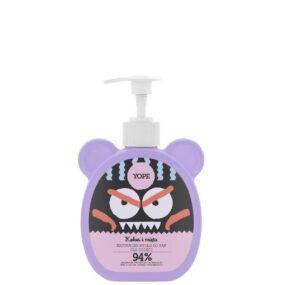 Mydło wpłynie dla dzieci KOKOS IMIĘTA – Yope –  400 ml